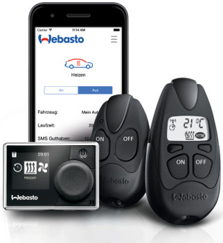 Webasto T91, HTM, Thermo Call
